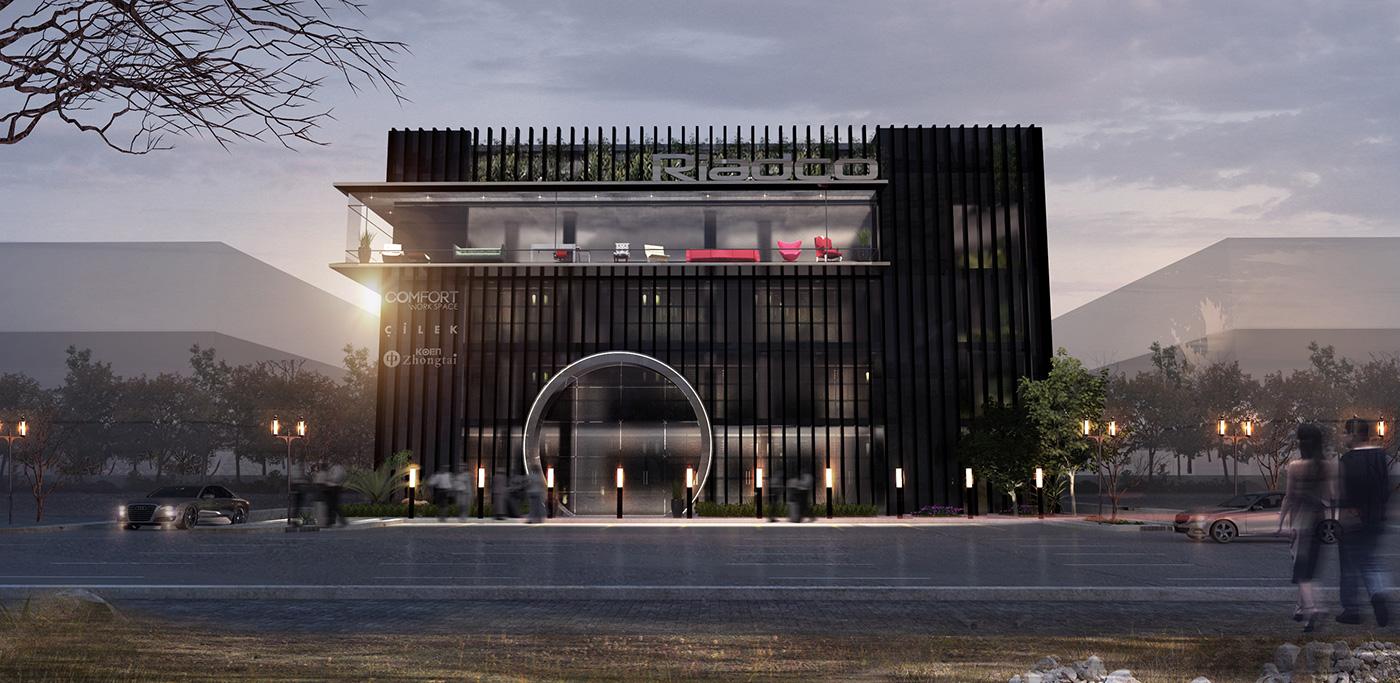 Riadco-Showroom-Building1