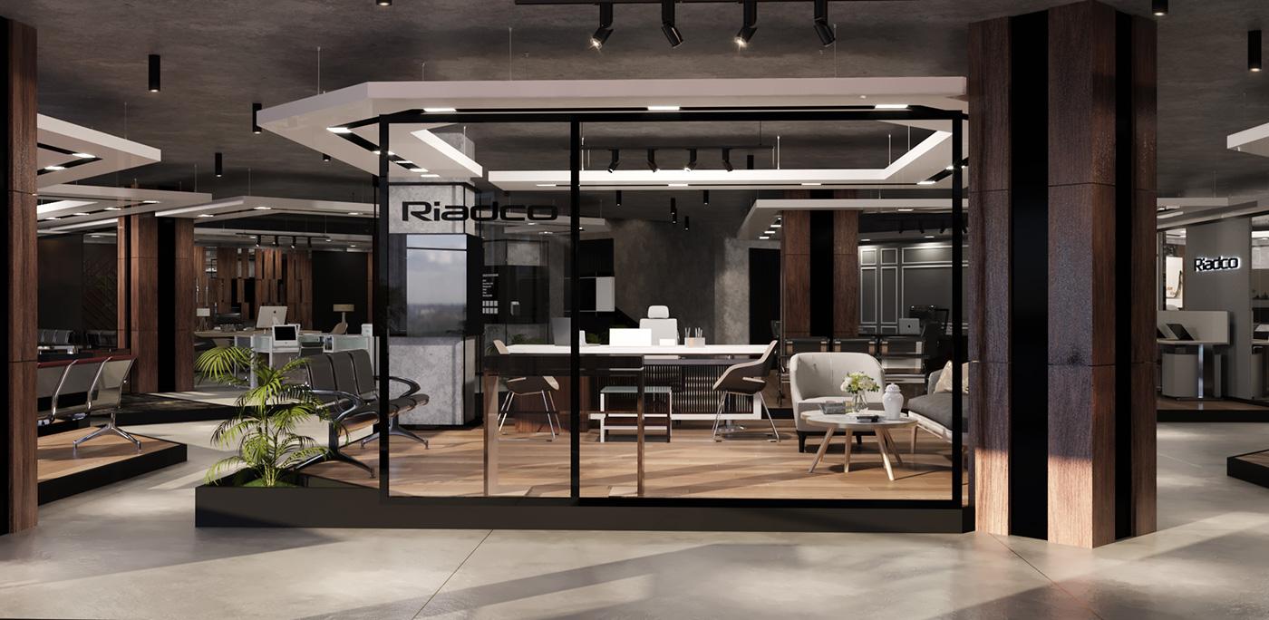 Riadco-Showroom-Building2